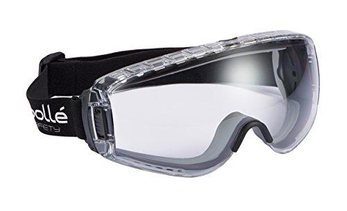 Bolle Safety PILOPSI Pilot - Gafas protectoras transparentes