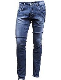 Kenzarro - Jeans Lk1566 Bleu