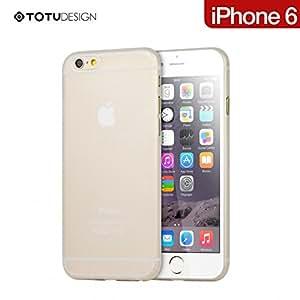 Coque souple ultra fine TOTU Design Skin blanche pour Apple iPhone 6