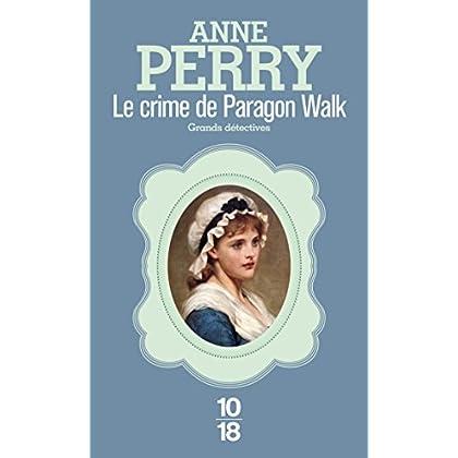 Le crime de Paragon Walk (Grands détectives t. 3)