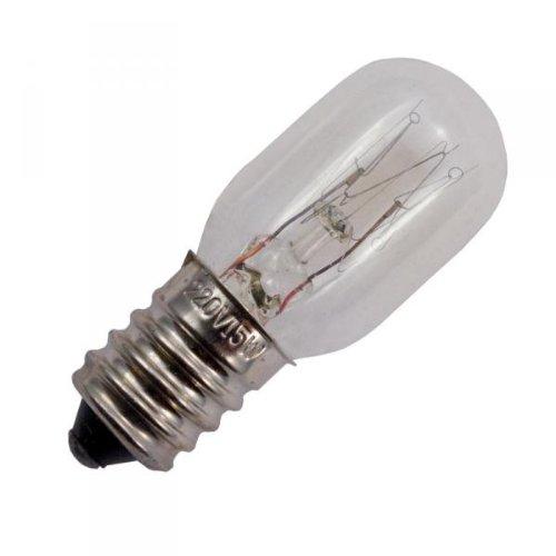 1 x Glühbirne/Nähmaschinen-Lampe Schraubfassung (E14) /15 W -