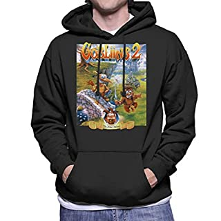 Cloud City 7 Gobliins 2 The Prince Baffoon Artwork Men's Hooded Sweatshirt