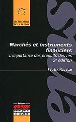 Marchés et instruments financiers : L'importance des produits dérivés