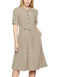 GERRY WEBER Damen Standard-Kleider Tie Waist Long