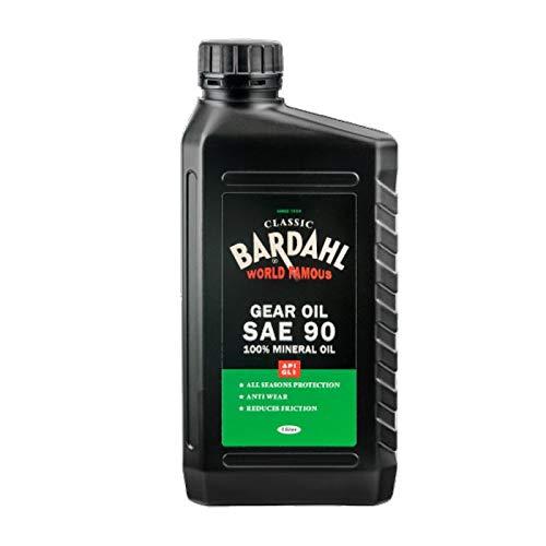 BARDAHL Classic Gear Oil SAE 90 API GL1 100% Minerale Olio Ingranaggi Monogrado Per Auto D'epoca 1 LT