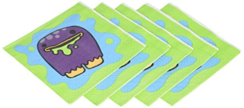 Monster Party Papierservietten