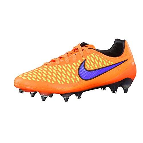 Nike Magista Opus Sg-pro, Herren Fußballschuhe ttl orng/prsn vlt-lsr orng-hyp