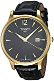 Tissot T0636103605700 Tradition Leather Women's Watch (T0636103605700)