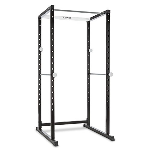 Klarfit PR1000 Power Rack Support Stable pour Barres de...