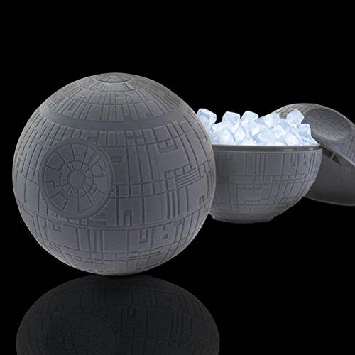 Offizielle Star Wars Death Star Design Party Spaß Eiswürfelbehälter - Boxed
