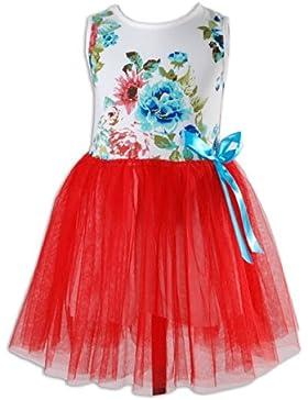 Niñas Cinda Fiesta Vestido