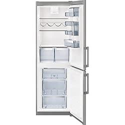 AEG S53620CTXF Freestanding 311L A++ Silver, Stainless steel - fridge-freezers (Freestanding, Silver, Stainless steel, Right, 311 L, 332 L, SN-T)