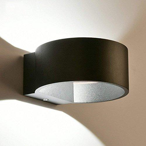 WW Einfache moderne Wohnzimmer-Wand-Lampen-kreative Persönlichkeits-Studie-Wandlampe-europäische Kunst führte...