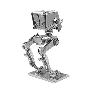 MYTANG Star Wars 3D metal model kits puzzle Spacecraft robot Toy model Office desktop accessories with Instruction Guide and Tweezers (ATST)
