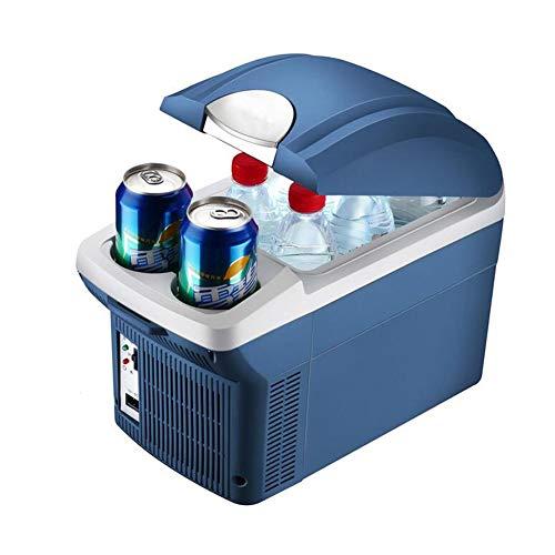 ragbare Thermoelektrische Kfz-Wärme- & Kühl-Box, Getränkehalter, 8L, 12V, für Auto und Camping ()