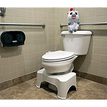 Groovy Squatty Potty Ecco The Original Bathroom Toilet Stool 9 Caraccident5 Cool Chair Designs And Ideas Caraccident5Info