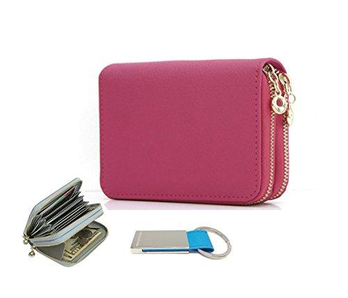Torcia & Doyona , Portafogli  rosa caldo Hot Pink