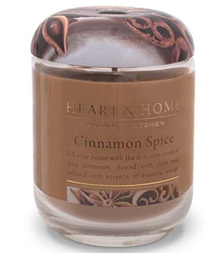 Cannella ricco aroma candela: Gorgeous Profumo fino a Extra 80ore di autonomia in barattolo