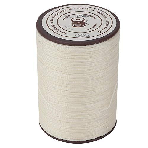 0.45mm Costura Cuero Cable Cera Trabajo Hecho Mano