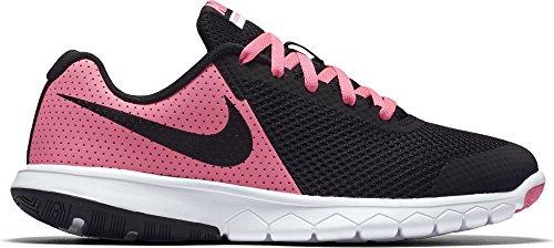 Nike Flex Experience 5 (GS) (844991-600) Nero-Rosa