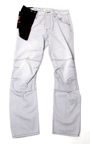 Scruffs Carpenter Jeans, 96,5 cm, Grau Vintage Carpenter Jeans