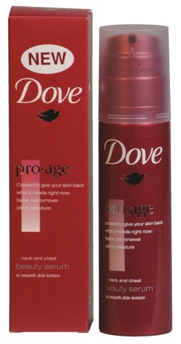 Dove Pro Age Dekollete Creme, 100 ml Tube