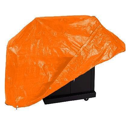 Housse pour barbecue rectangulaire Longueur 170 cm x Profondeur 120 cm x hauteur 80 cm – Orange