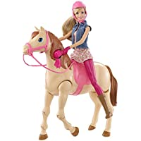 Barbie Saddle-n-Ride Horse