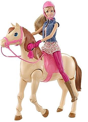 Barbie Saddle-n-Ride