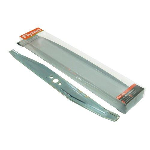 Flymo 5118647907Ersatzmesser 40cm aus Metall für Rasenmäher Turbo Lite 400