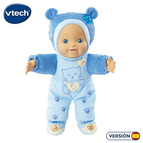VTech - ROSI, muñeca interactiva, Color Azul, Little Love (3480-169467)