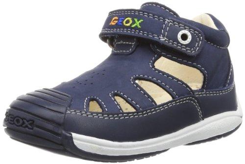 Geox B TOLEDO BOY B B4246B03243C4002 Baby Jungen Lauflernschuhe Blau (NAVY C4002)