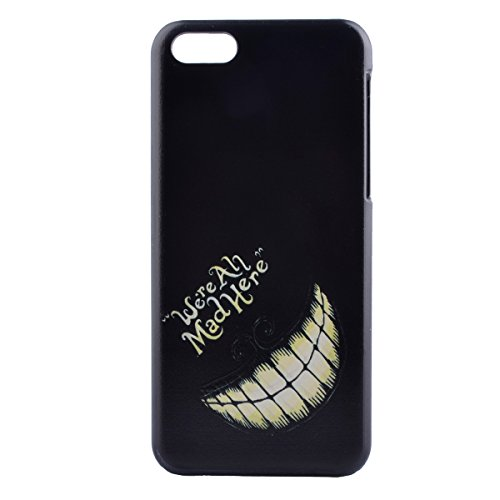 MOONCASE Etui pour iPhone 5C Hard House Case Coque Cover Étui Shell Mi02 Mi09 #1122