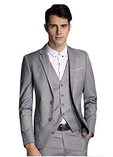 mens-modern-fit-3-piece-suit-blazer-jacket-tux-vest-trousers-medium-grey