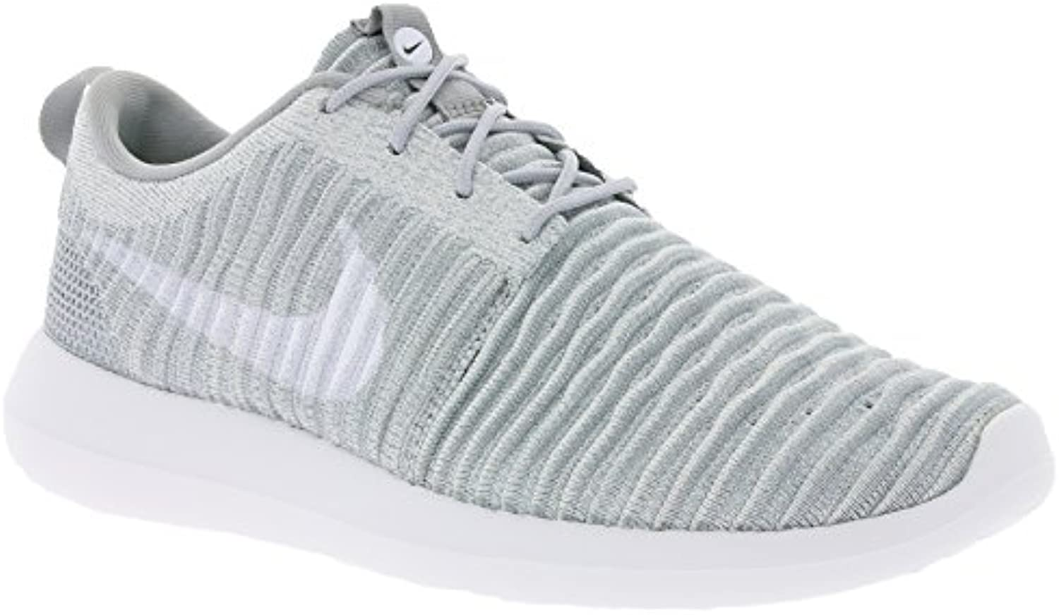 Nike Roshe Two Flyknit Zapatillas Trainer, Color Gris, Talla 40