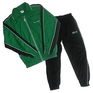 all4you-sportswear Suit, Green/Black, YS (140)