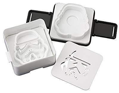 Star Wars - Tampon pour toast Stormtrooper