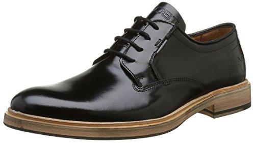 Kost Mayali, Chaussures Lacées Homme Noir (Noir 02)