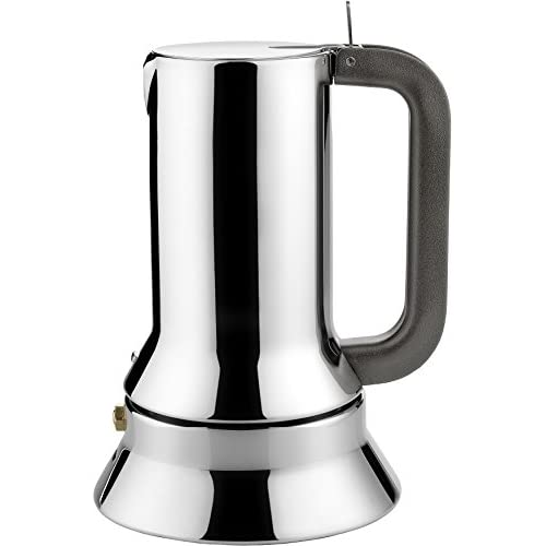 41wfc2MST2L. SS500  - Alessi Espresso Coffee Maker in 18/10 Stainless Steel with Mirror Polished