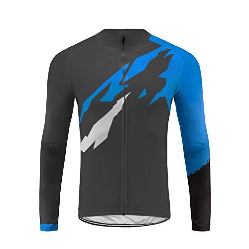 Uglyfrog Inverno Magliette Uomo Mountain Bike Manica Lunga Camicia Top Caldo Abbigliamento Ciclismo A Prova di Vento ZRMX01F