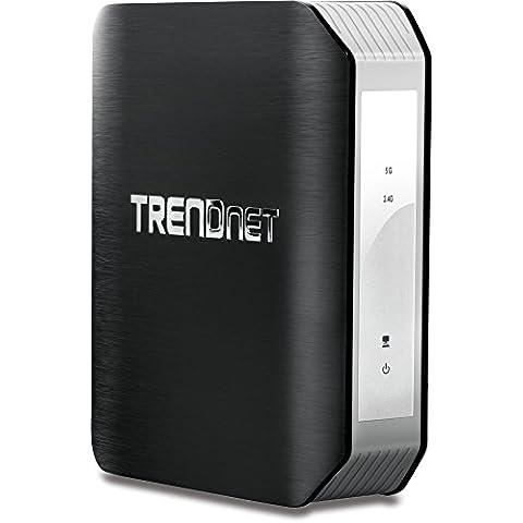 TRENDnet TEW-815DAP - Punto de acceso Wireless de banda doble AC1750