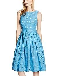 Lindy Bop Damen Kleid Blondelle Blue
