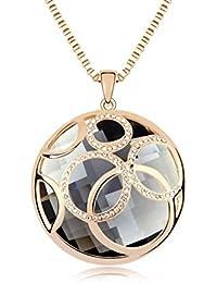 Colliers pour femme fait avec des cristaux de swarovski (délice) CHANGEABLE