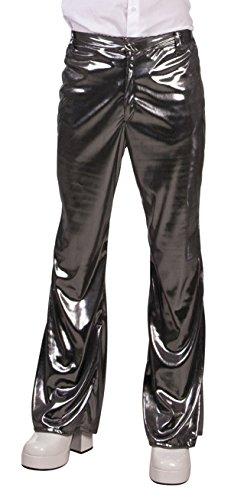 Boland 87141 Disco Hose, Silber, M/L