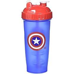 Perfecto (800ml coctelera de Capitán América