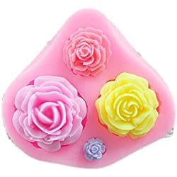 SaySure - Flower silicone mold,Fondant Cake Decorating Tools
