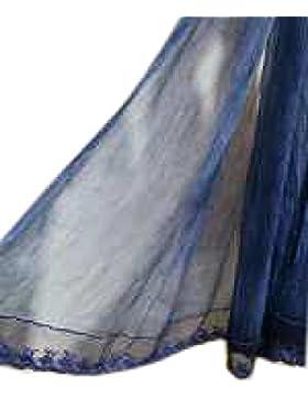 Efudfj Nueva Luz Transpirable Simple Sólida Transpiración Humedad Transpiración Suave Fácil Desvanecimiento Silk...