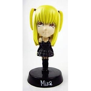 """Death Note Mini Bobble Head Plastic Figure-3"""" Misa 4"""