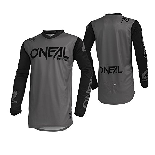 O'Neal  THREAT Jersey RIDER gray L