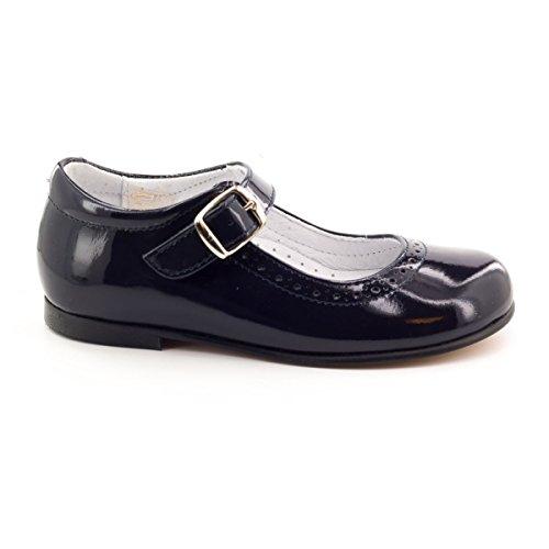Boni Elizabeth - chaussure classique fille Bleu Marine